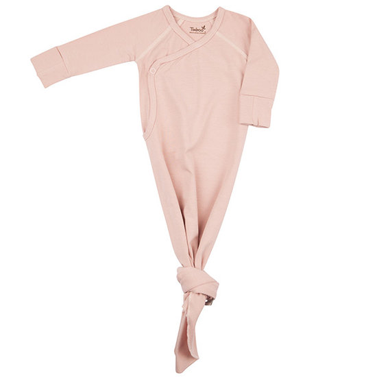 Timboo Timboo gigoteuse Kimono baby gown Misty Rose 0-3M