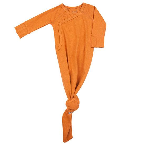 Timboo Timboo Kimono baby gown slaapzak Inca Rust 0-3M