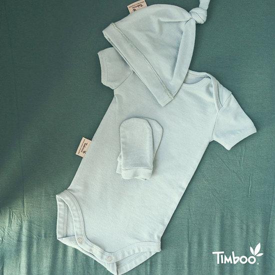 Timboo Babymütze Sea Blue - Timboo