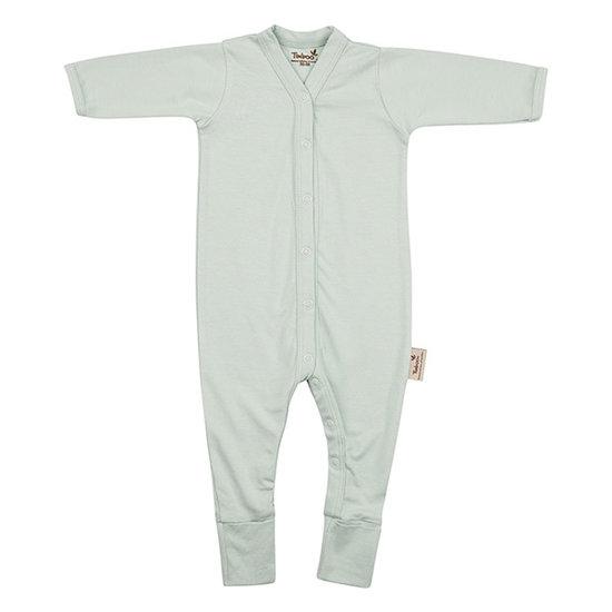 Timboo Barboteuse - Pyjama Sea Blue - Timboo