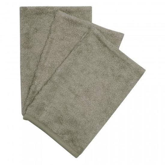 Timboo Washcloths Whisper Green 3-pack - Timboo