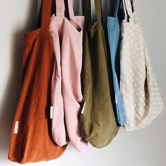 Studio Noos Studio Noos Tasche Mom-bag Pink Cloud