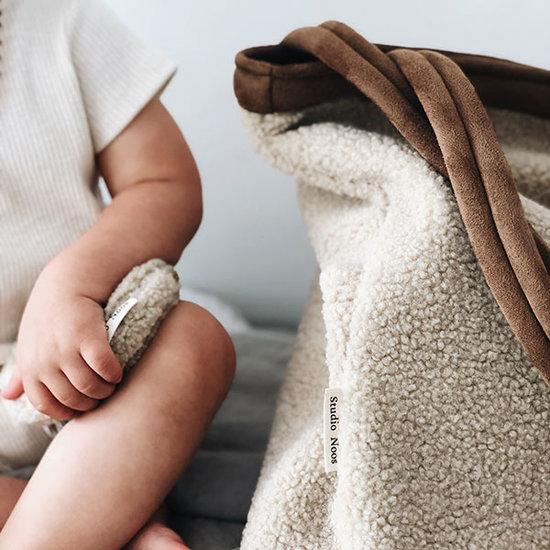 Studio Noos Studio Noos tas Mom-bag Teddy Lammy