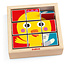 Djeco Block puzzle Tournifarm Djeco +2 yrs