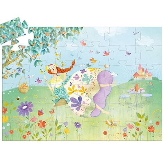 Djeco Djeco Puzzle Die Prinzessin des Frühlings 36-T
