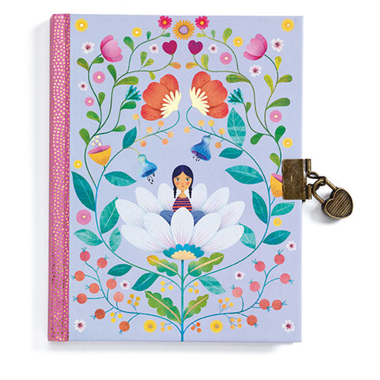 Djeco Djeco dagboek - Secrets Notebook Marie