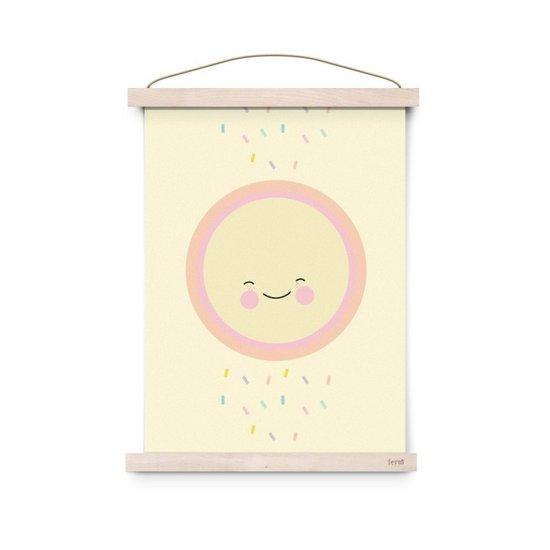 Eef Lillemor Poster Summer sun - Eef Lillemor