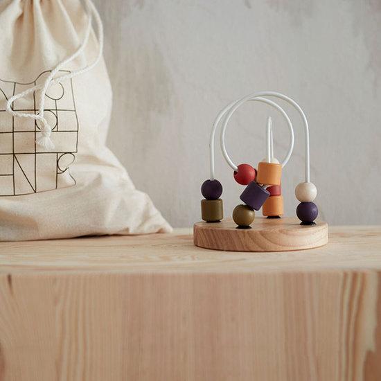 Kid's Concept Kids Concept bead maze mini Neo New +12M