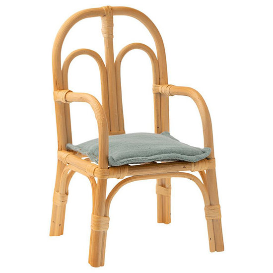 Maileg Maileg rotan stoel Medium 24.5 cm