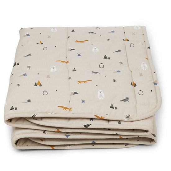 Liewood Blanket Ebbe Arctic mix - Liewood