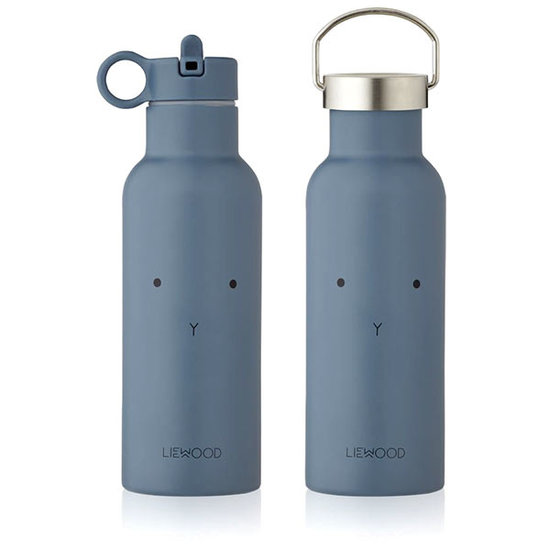 Liewood Liewood Neo thermo drinkfles Rabbit blue wave