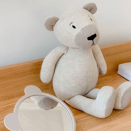 Liewood Liewood Paddy Polar Bear sandy - knuffel teddybeer