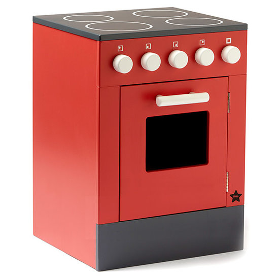 Kid's Concept Kids Concept oven Bistro - rood