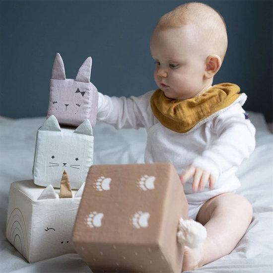 Fabelab Fabelab stapelblokken Soft blocks Animals