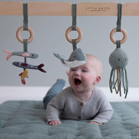 Little Dutch Babygym Ocean mint - Little Dutch