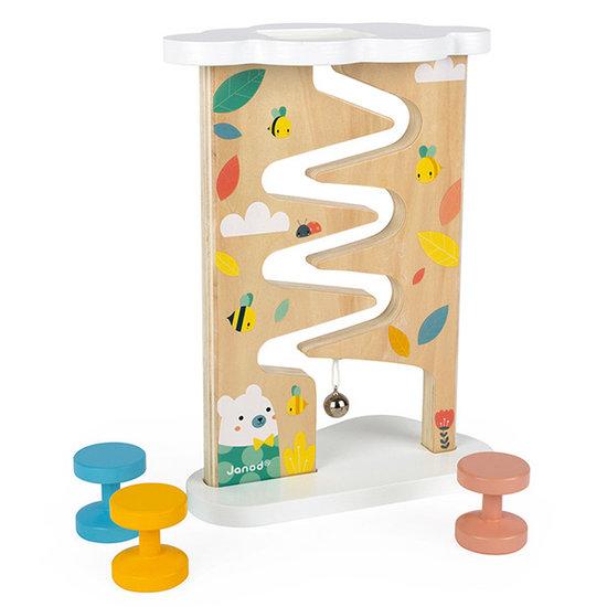 Janod speelgoed Janod Kugelbahn Pure