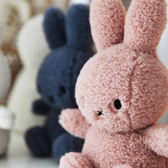 Nijntje - Miffy Miffy Hase Teddy 23 cm - Blue