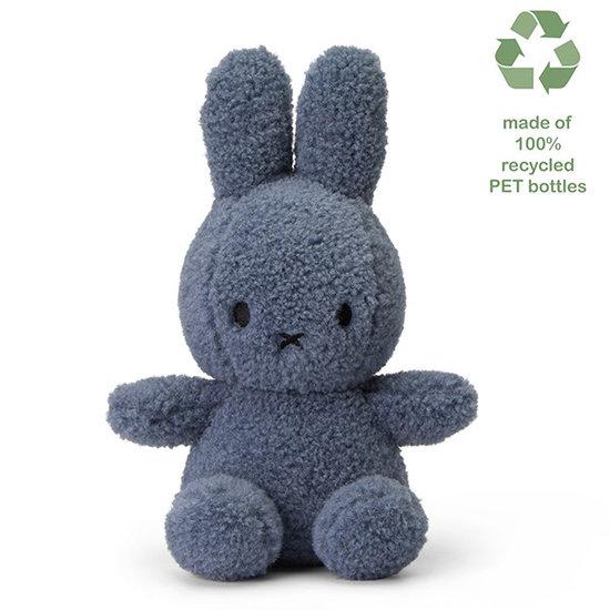 Nijntje - Miffy Nijntje knuffel teddy 23 cm - Blue