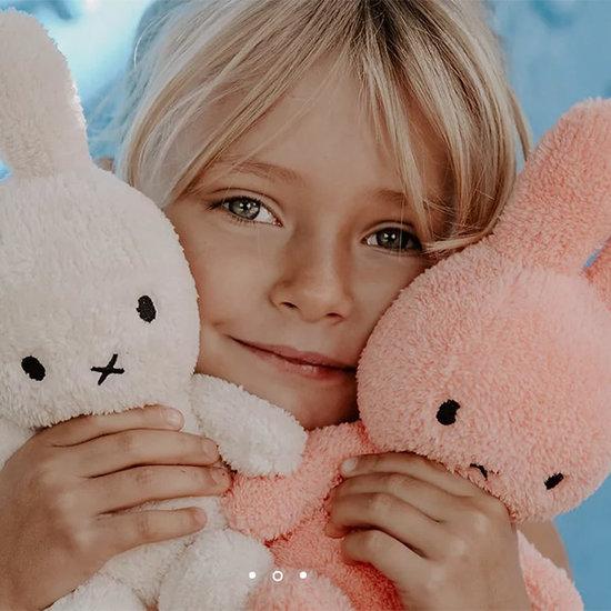 Nijntje - Miffy Nijntje knuffel teddy 33 cm - Pink