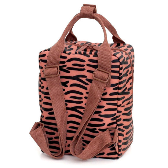Studio Ditte Studio Ditte backpack Small Tiger Stripes