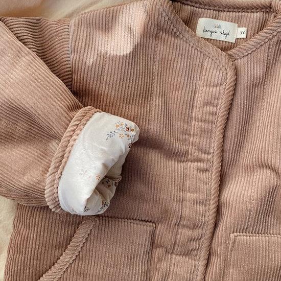 Konges Slojd Konges Slojd quilted jacket Rose Blush