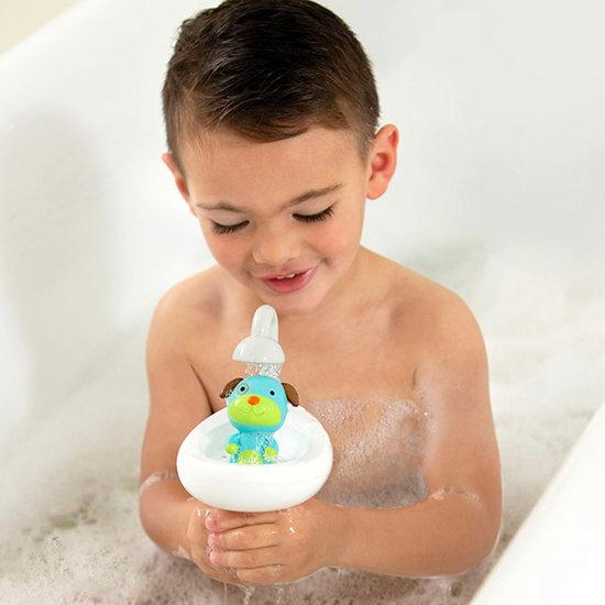 Skip Hop Skip Hop Zoo Squeeze & Shower dog bath toy