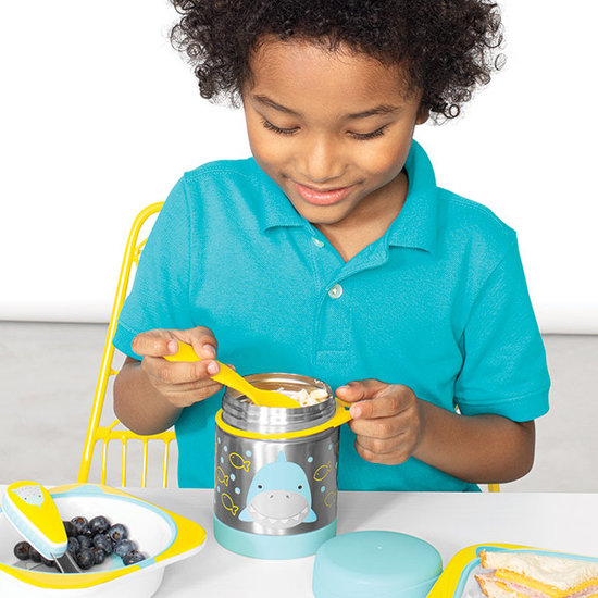 Skip Hop Skip Hop insulated food jar - food flask shark