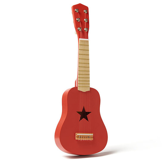 Kid's Concept Kids Concept guitar red
