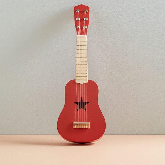 Kid's Concept Kids Concept gitaar red