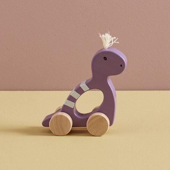 Kid's Concept Duwspeelgoed Dino Purple Neo - Kids Concept