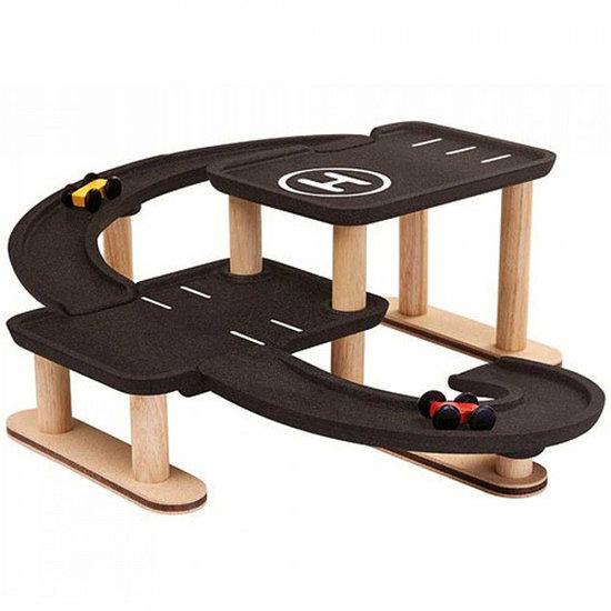 Plan Toys Plan Toys Race N Play Parking garage