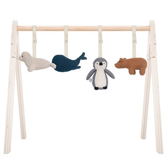 Jollein Jollein babygym speelgoed Polar