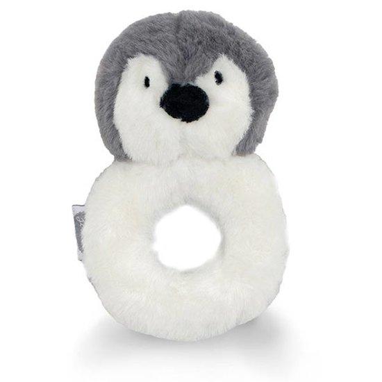 Jollein Jollein rattle Pinguin storm grey