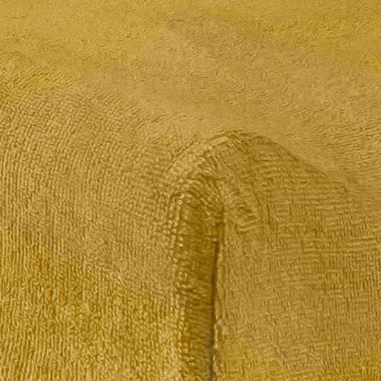 Jollein Jollein terry changing mat cover Mustard