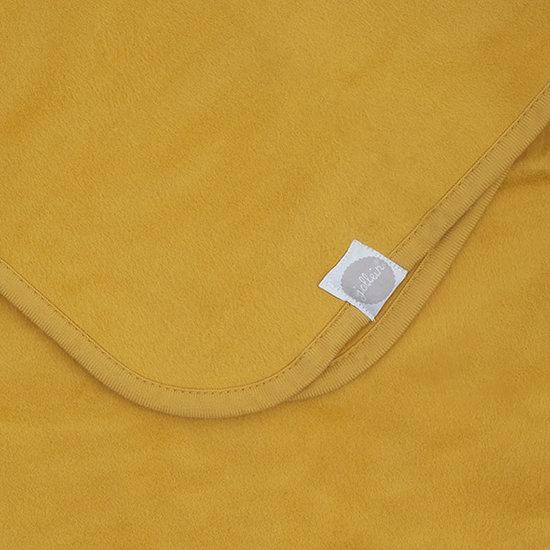 Jollein Jollein Decke 75x100cm Mustard