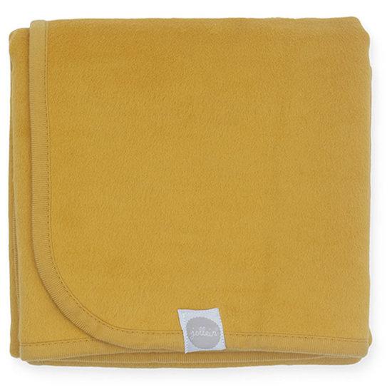 Jollein Jollein blanket 100x150cm Mustard