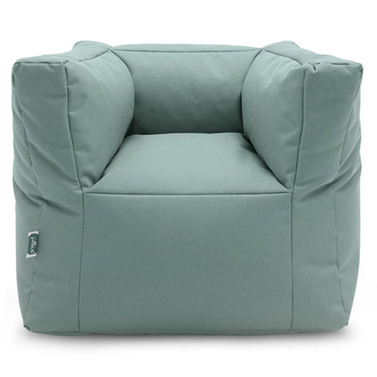 Jollein Jollein Sitzsack - Kindersofa Ash green