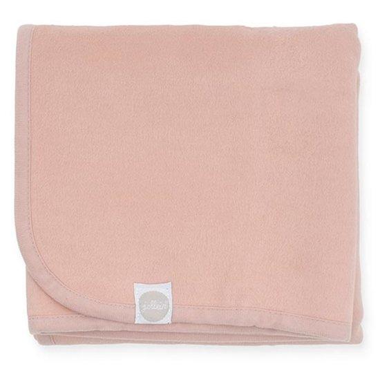 Jollein Jollein deken 100x150cm Pale pink