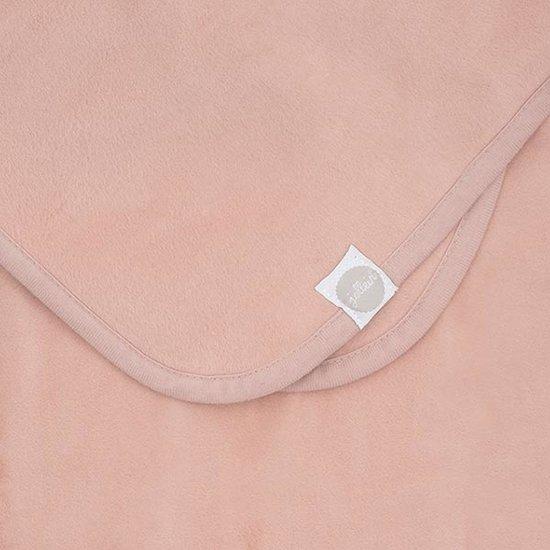 Jollein Jollein Decke 100x150cm Pale pink