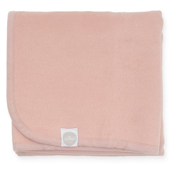 Jollein Jollein blanket 75x100cm Pale pink