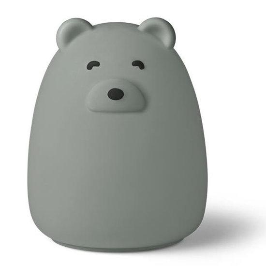 Liewood Nachtlampje Winston Mr bear dove blue - Liewood