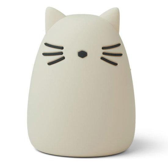 Liewood Nachtlicht Winston Cat sandy - Liewood