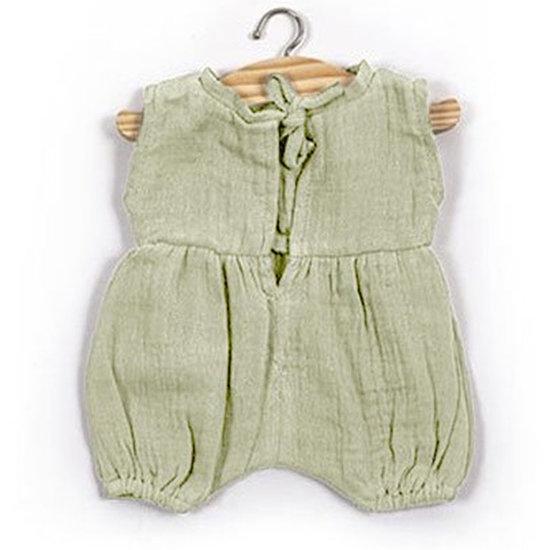 Minikane Doll clothes bloomer Noa Pistachio - Minikane