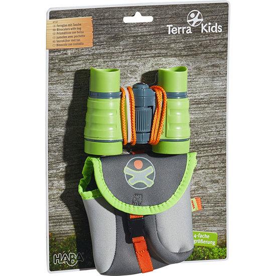 Haba Haba Terra Kids binoculars with bag