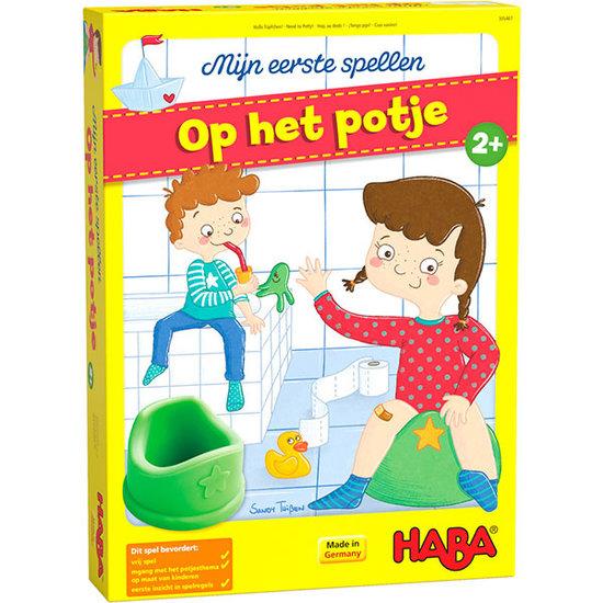Haba Haba Meine ersten Spiele – Hallo Töpfchen