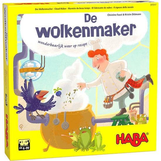 Haba Haba memory De wolkenmaker