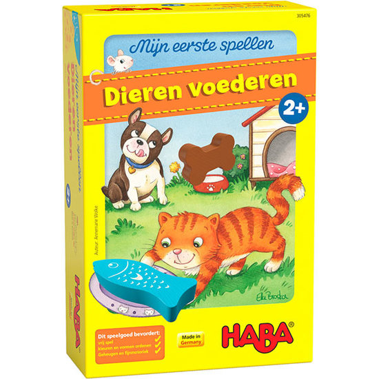 Haba Haba My Very First Games – Nibble Munch Crunch