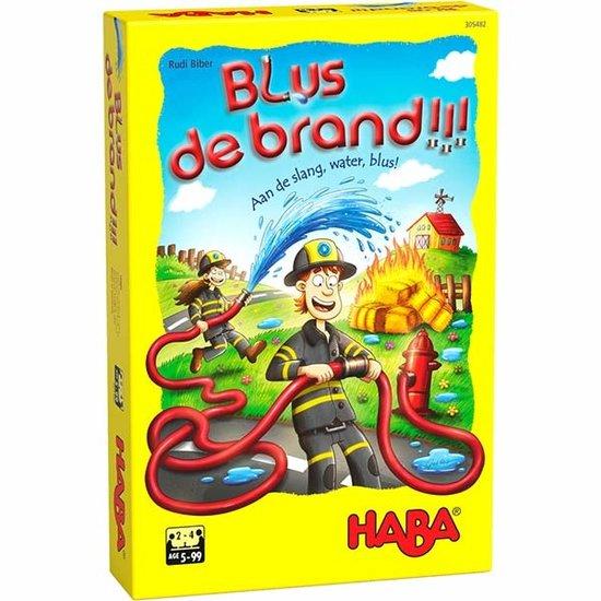 Haba Haba bordspel Blus de brand!!!