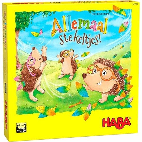Haba Haba memory game Hedgehog Haberdash