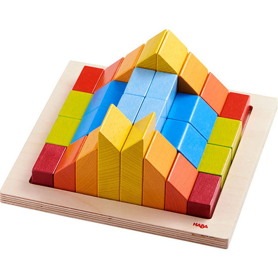 Haba Haba 3D compositiespel Creative Stones